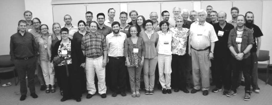 Internation Researchers